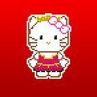 Hello Kitty 8bit by dvint1