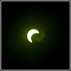 Yin~Yang - Annular Eclipse (May 20, 2012) by Angela Pritchard