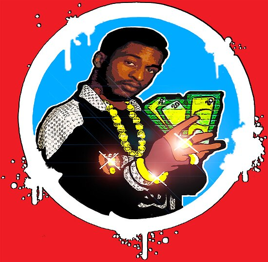 RAKIM: PAID IN FULL by SOL  SKETCHES™
