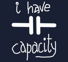 I Have Capacity by stoneham
