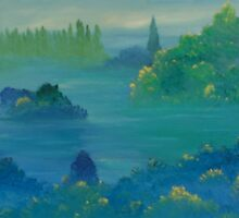 Morning Reverie by David Snider