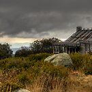 Craig's Hut - Mansfield Victoria by John Bullen