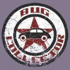 Bug Collector - STAR red/blk  by Benjamin Whealing