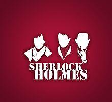 Sherlock Iphone by KitsuneDesigns