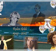 In Memoriam - Robin Gibb by Nira Dabush