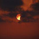 Eclipse in Puerto Vallarta, 20th of May 2012 at 8.19 p.m. by PtoVallartaMex