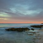 North Beach, Sunrise, Western Australia by Michael Hyndman
