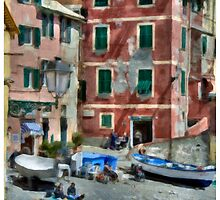 Boccadasse one by oreundici
