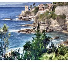 Nervi-Genoa   by oreundici