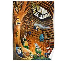 The library Poster