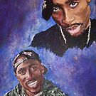 Keep Ya Head Up (Tupac Shakur) by Jennifer Ingram
