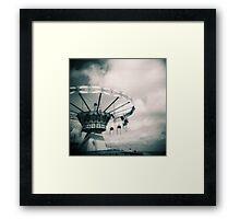 Swings Framed Print