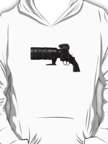 Shoot! (Black Barrel) T-Shirt