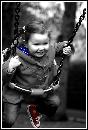 Swing into life by Kevin Meldrum