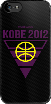 KOBE 2012 (Laker Version) by huckblade
