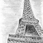 Eiffel Tower Two by effzed