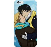 Edward Elric and Roy Mustang iPhone Case/Skin