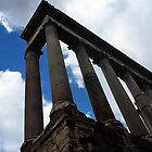 """The Temple of Saturn"" by mls0606"