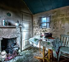 Inside The Shieling by hebrideslight