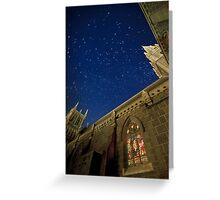 St Mary of the Angels Greeting Card
