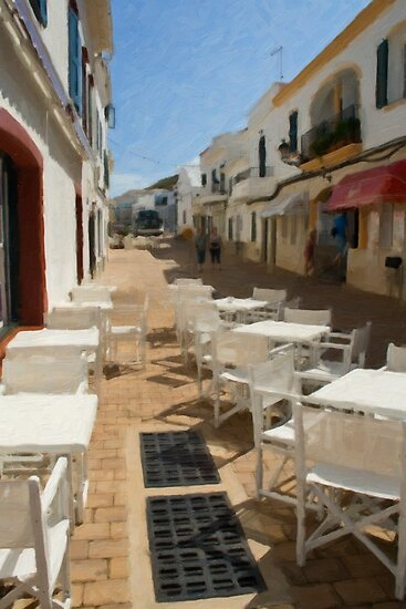 Alley Minorca two by oreundici