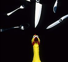 When Rubber Chickens Juggle by Bob Christopher