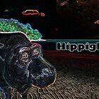 Hippigkey by LukieBoy