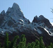 Disney's Animal Kingdom, Florida - Expedition Everest by PaulRoberts