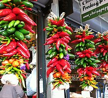 Peppers! by Julie Van Tosh Photography