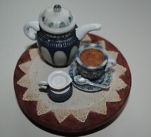 Tea for You by Sandra Fortier