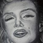 M is for Marilyn by Kelly Pickering