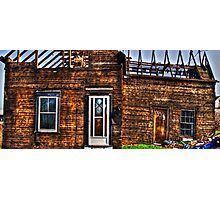 Condemned - HDR Photographic Print