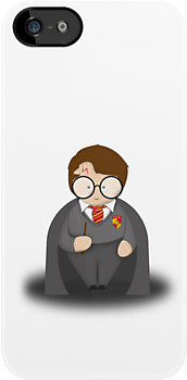 Cartoon Harry Potter by EF Fandom Design