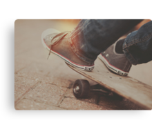 SkateBored Canvas Print