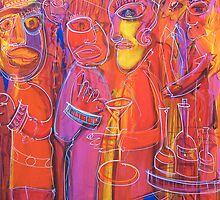 Cocktail hour by Adam Bogusz