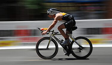 Ironman St George Utah 2012 by Bob Christopher
