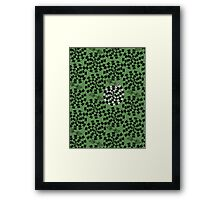 Everywheres a Sandworm(2) Framed Print