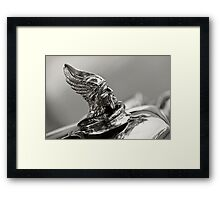 Rover Viking Framed Print