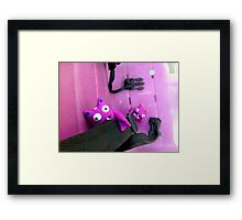 You are my Valentine!!! Framed Print