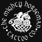 The Mighty Horseman Tattoo Co. by Skandihooligan