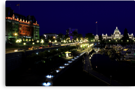 Victoria - The Harbour Front by rsangsterkelly