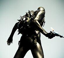 Ray Gun Zentai 2012 Set II Pic 10 by mdkgraphics