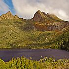 Cradle Mountain in Autumn by TonyCrehan