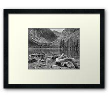 Parker Lake, Ansel Adams Wilderness Area, California Framed Print