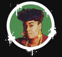 """""""Hip-Hop Icons: Roxanne Shanté"""" Kids Clothes"""