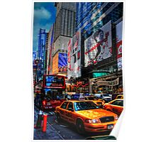All The Way To New York City Poster