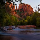 Oak Creek Canyon by BGSPhoto