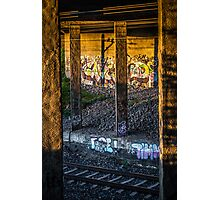 Taggers Delight Photographic Print