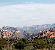 Kolob Canyon, UT by mreber3