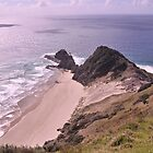 Cape Reinga, Northland New Zealand by Bearfoote
